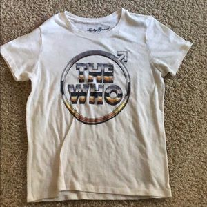 Off white The Who tee